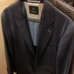Men's Tailorbyrd Blue Sport Coat